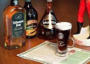 Caffein Ua » Кофеин » Irish Coffee: кофе по-